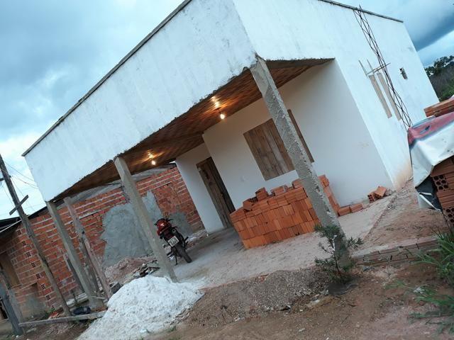 Troco casa em santana