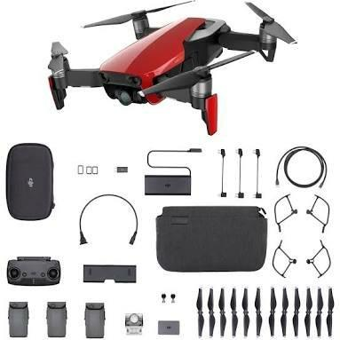 Drone Mavic Air Combo Fly More - Pronta Entrega