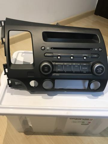 Rádio Cd player/mp3 original Honda New civic