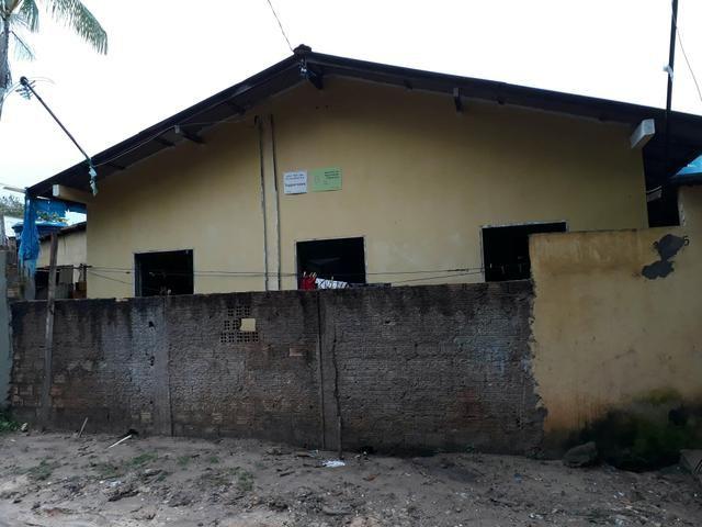 Vendo 2 casas no bairro São José operário as duas no mesmo terreno