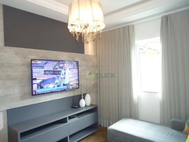 Casa com alto padrão de construção, mobilia Duran móveis sob medida a venda no bairro Vila - Foto 6