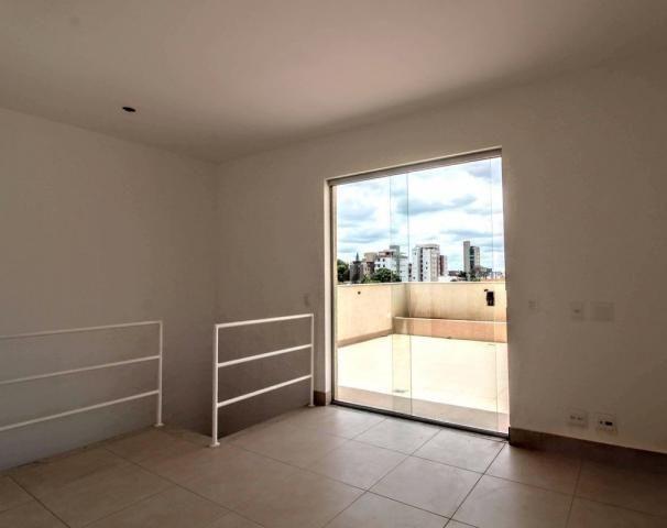 Cobertura à venda, 3 quartos, 2 vagas, nova suíça - belo horizonte/mg - Foto 5