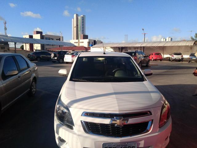 Chevrolet Cobalt 1.8 LTZ Automático, Unica Dona- Novíssimo 35.800 Km, Top da Categoria - Foto 6