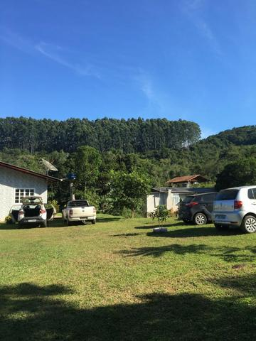 Sítio com casa mobiliada em Porto Belo- Sertão do Valongo - 2.369.00m² - Foto 6
