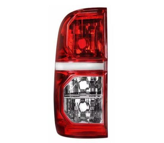 Lanterna Traseira Bicolor Toyota Hilux 2012 Até 2015 Apenas R$159,90 Cada - Foto 4