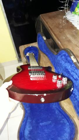 Guitarra ibanez + pedal hot head - Foto 5