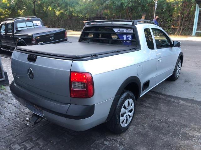 VW - Saveiro G5 1.6 CE Completa! Com GNV Injetado! - Foto 6