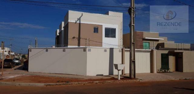 VENDA - Sobrado 2 suítes - 71 m² - R$ 210.000,00 - 604 Norte - Palmas/TO - Foto 7
