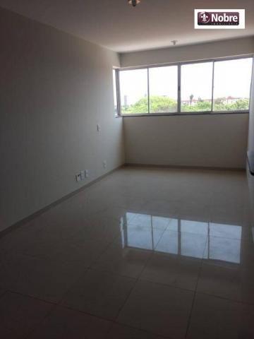 Apartamento com 2 dormitórios para alugar, 70 m² por r$ 995,00/mês - plano diretor sul - p - Foto 7