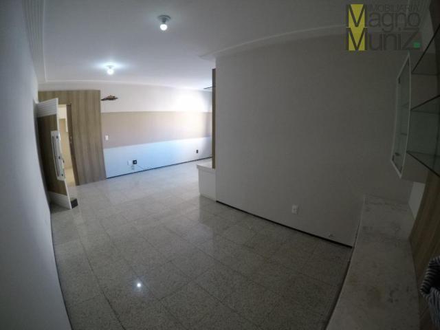 Apartamento com 3 dormitórios à venda, 116 m² por r$ 390.000,00 - cocó - fortaleza/ce - Foto 2