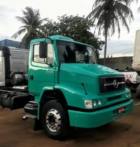 Vendo caminhão MB L1620,CONSEVADO - Foto 3