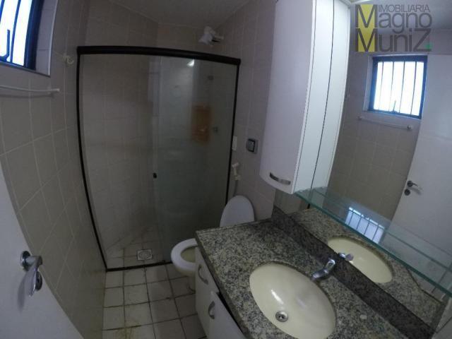 Apartamento com 3 dormitórios à venda, 116 m² por r$ 390.000,00 - cocó - fortaleza/ce - Foto 18