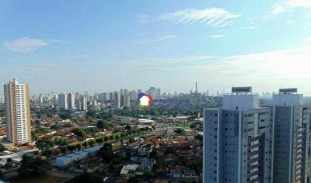 Apartamento com 2 dormitórios à venda, 69 m² por r$ 250.000,00 - parque amazônia - goiânia - Foto 3