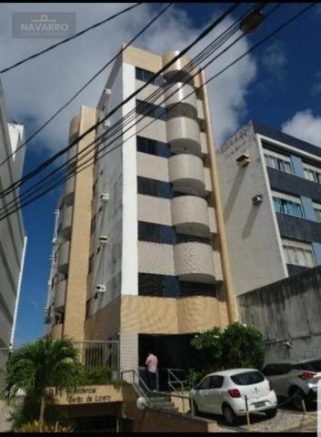 Apartamento com 1 dormitório à venda, 48 m² por r$ 250.000 - graça - salvador/ba