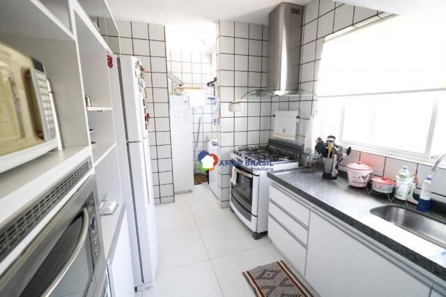 Apartamento com 3 dormitórios à venda, 80 m² por r$ 290.000,00 - setor nova suiça - goiâni - Foto 13
