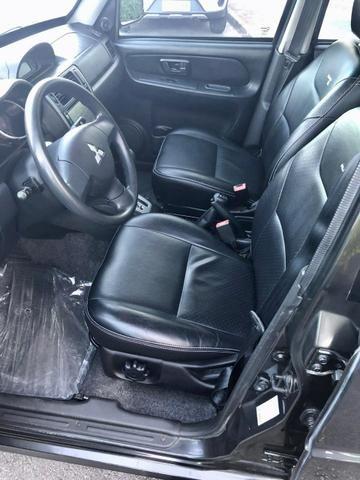 Mitsubishi TR4 2010 Automática 4x4 TOP BLINDADA Novíssima - Foto 8