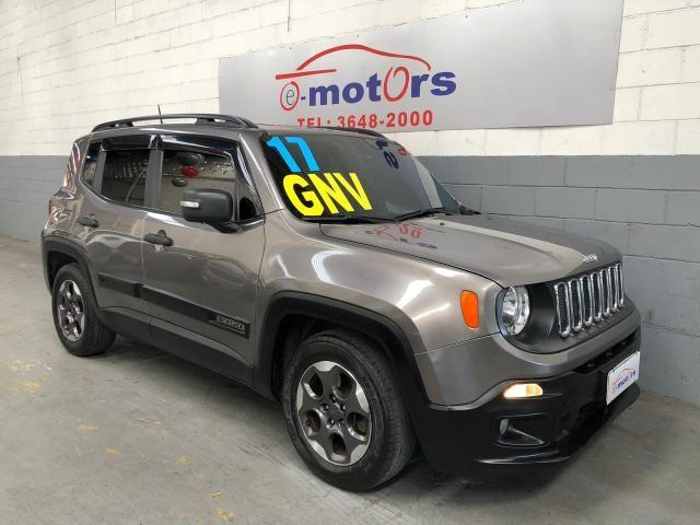 Jeep Renegade Sport Automático 2017 Gnv
