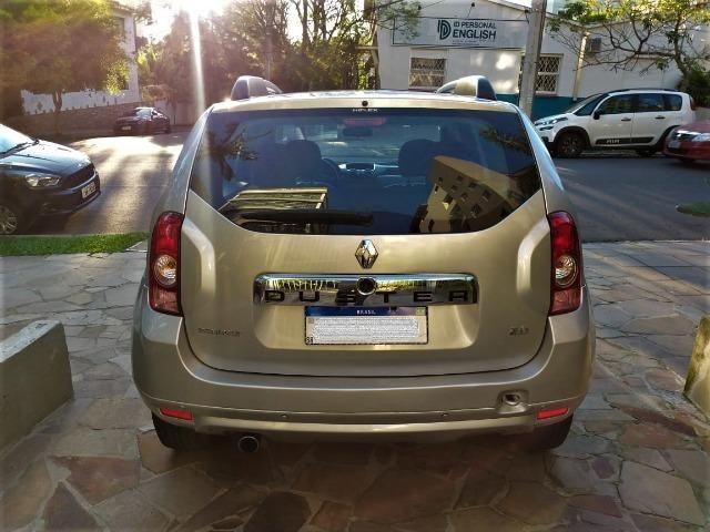 Renault Duster Dynamique, Top, Couro, 6 Marchas, 57.000km, Impecável, Financio - Foto 8