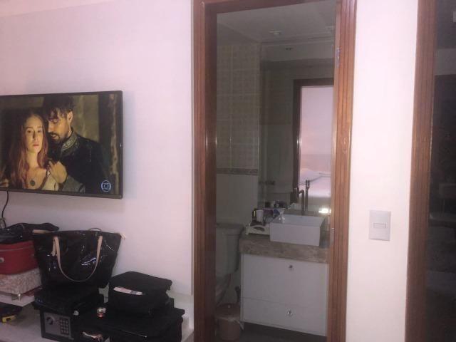 Vendo apartamento no Bueno, mobiliado, 3q com suite valor 310mil - Foto 12