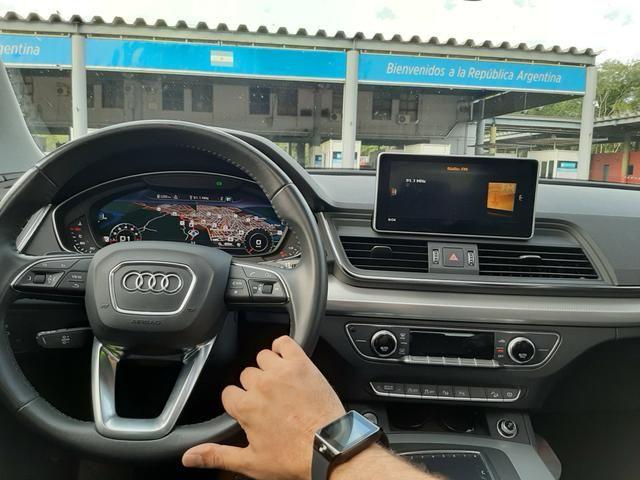 Audi Q5 2018 Quattro Ambition 2.0TFSI 252cv aut - Foto 5