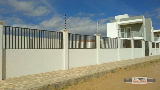 Apartamento Duplex com 4 dormitórios à venda, 122 m² por R$ 240.000 - Jardim Magnólia - Pa