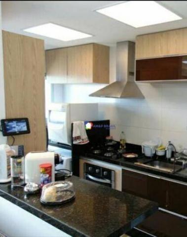 Apartamento com 2 dormitórios à venda, 69 m² por r$ 250.000,00 - parque amazônia - goiânia - Foto 19