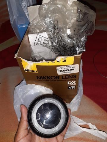 Lente Nikon - Foto 2