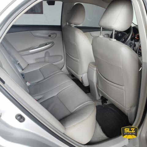 TOYOTA COROLLA 2011/2012 1.8 GLI 16V FLEX 4P AUTOMÁTICO - Foto 8