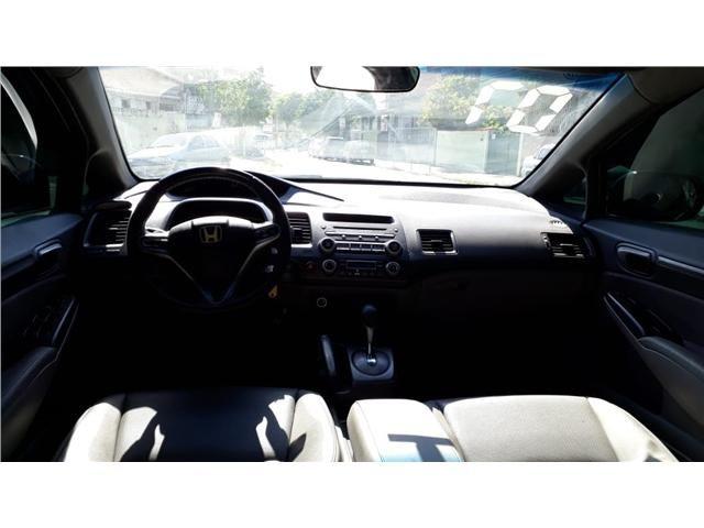 Honda Civic 1.8 exs 16v gasolina 4p automático - Foto 9