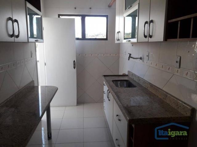 Cobertura com 4 dormitórios para alugar, 200 m²- pitangueiras - lauro de freitas/ba - Foto 16