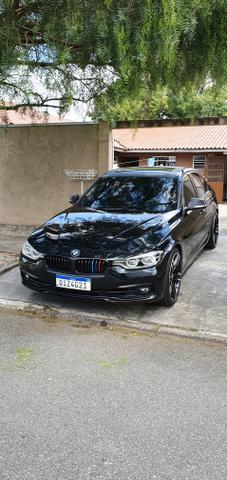 BMW 320i ActiveFlex 2.0 Turbo NAO ACEITO TROCA