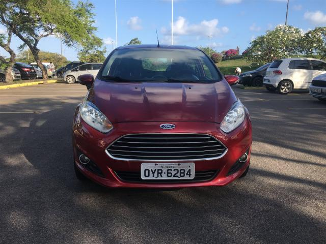 FORD FIESTA 2014/2014 1.6 ROCAM SE PLUS 8V FLEX 4P MANUAL - Foto 2