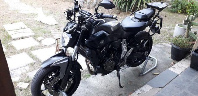 Yamaha MT07 MT-07 2015/16 - Foto 3