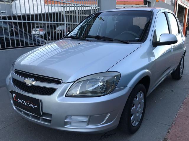 Chevrolet celta lt completo 2014/ 50.000 km