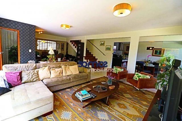 Sobrado com 4 dormitórios à venda, 280 m² por R$ 995.000,00 - Setor Sul - Goiânia/GO - Foto 3