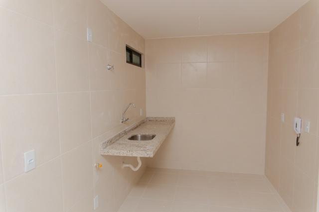 Apartamento 3 quartos com varanda na Jatiúca - Foto 10