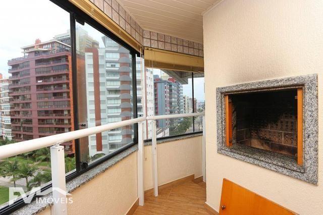Apartamento com vista para o mar de Torres RS, nas quatros praças. - Foto 13