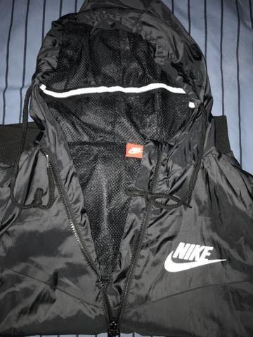 Jaqueta Nike Corta Vento Preta