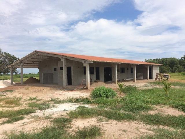 Fazenda 4400 hectares divisa com Goiás, a 500 km de Cuiabá e 500 km de Goiânia! PECUÁRIA! - Foto 8