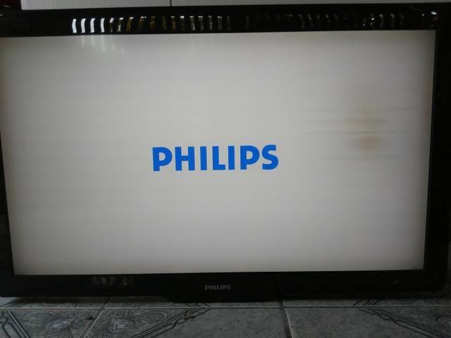 Tv Lcd 40 Philips com defeito baixei o preço - Foto 2
