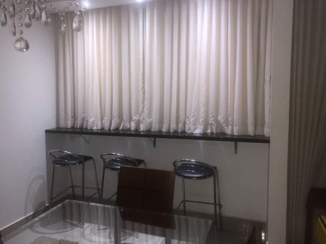 Vendo apartamento no Bueno, mobiliado, 3q com suite valor 310mil - Foto 4