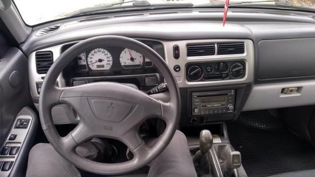 Mitsubishi - Pajero Sport HPE 2.5 - 2007 - Preto - Foto 9