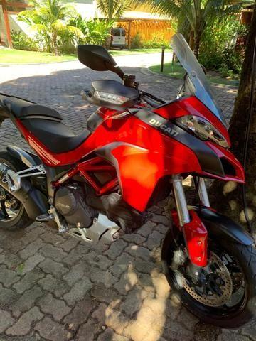 Ducati multistrada sport [zerada]