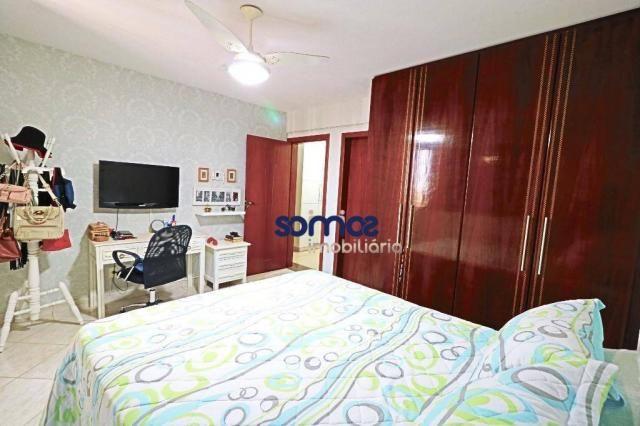 Apartamento com 4 dormitórios à venda, 167 m² por R$ 550.000,00 - Jardim América - Goiânia - Foto 13