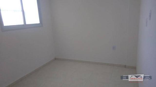 Apartamento Duplex com 4 dormitórios à venda, 122 m² por R$ 240.000 - Jardim Magnólia - Pa - Foto 16