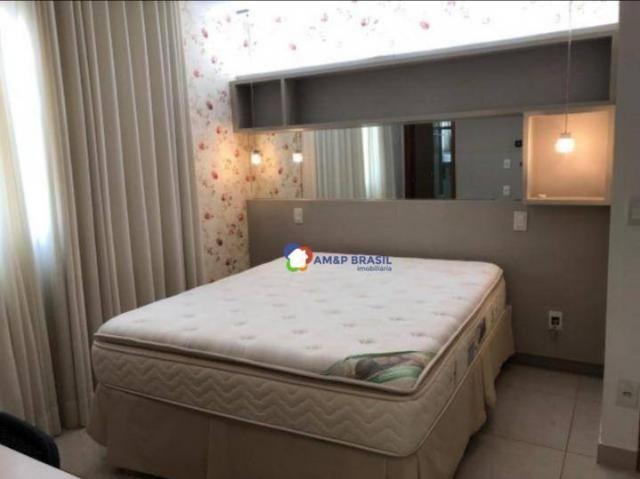 Apartamento com 2 dormitórios à venda, 105 m² por R$ 495.000,00 - Setor Bueno - Goiânia/GO - Foto 7