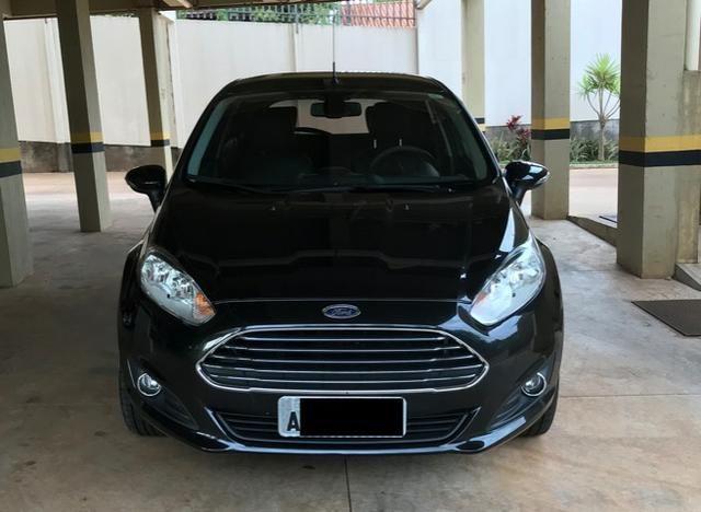 Fiesta Titanium automático completaço! Excelente! - Foto 2
