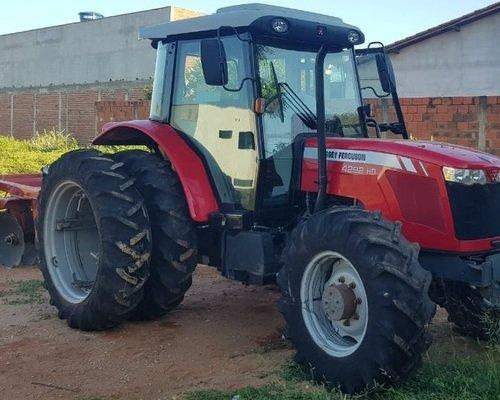 Trator Agricola Massey 429HD 4X4