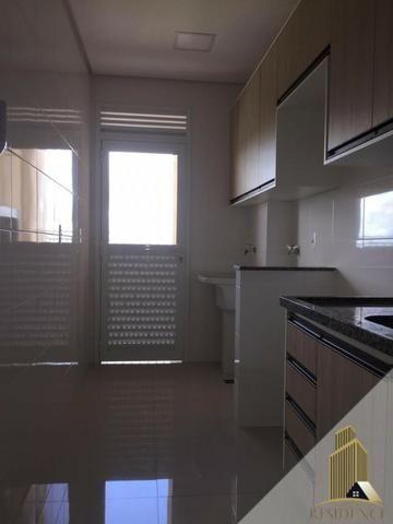 Jardim Beira Rio 78 m² - Sacada Gourmet - 3 Quartos - Sol da manhã - Foto 11