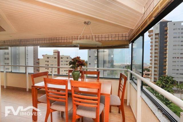 Apartamento com vista para o mar de Torres RS, nas quatros praças. - Foto 14